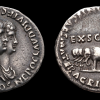 c. AD 55 - Nero and Agrippina
