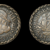Pattern Farthing, ship type.