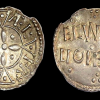 Two-Line (3rd Coinage, N 635-641).